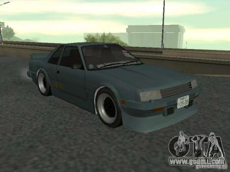 Nissan Skyline RS R30 for GTA San Andreas right view