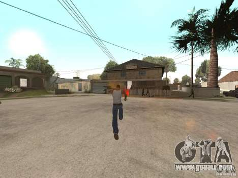 Awesome .IFP V3 for GTA San Andreas fifth screenshot