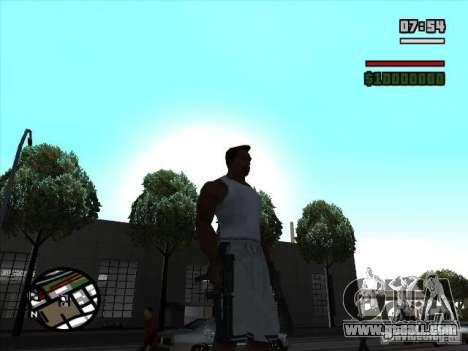 TMP for GTA San Andreas second screenshot