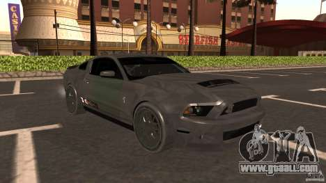 Shelby Mustang 1000 for GTA San Andreas