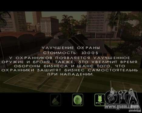 Great Theft Car V1.0 for GTA San Andreas tenth screenshot