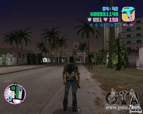 Vercetti Gang wear for GTA Vice City fifth screenshot