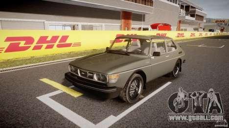 SAAB 99 Turbo 1978 for GTA 4