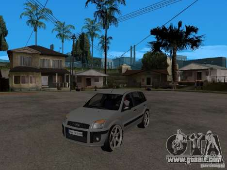 Ford Fusion 2009 for GTA San Andreas