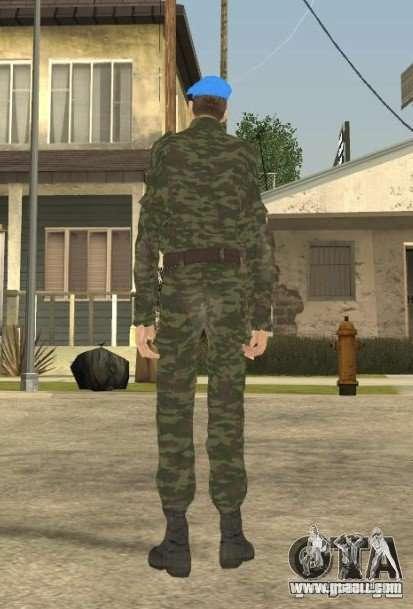 VDVšnik for GTA San Andreas third screenshot