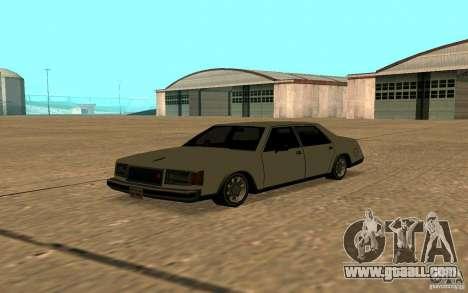 FBI Washington for GTA San Andreas