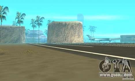 Island of Dreams V1 for GTA San Andreas second screenshot