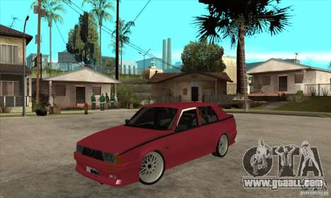 Alfa Romeo 75 Drifting for GTA San Andreas