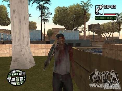 Markus young for GTA San Andreas seventh screenshot