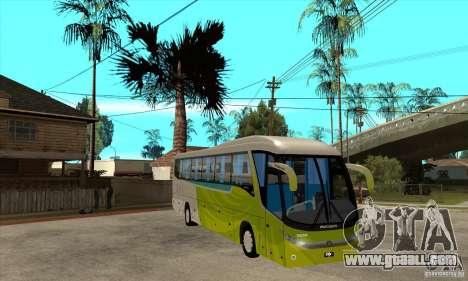 Marcopolo Viaggio G7 1050 Santur for GTA San Andreas back view