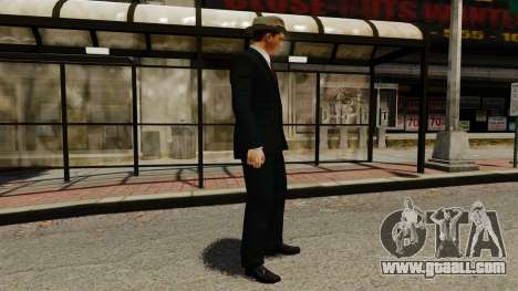 Cole Phelps for GTA 4 second screenshot