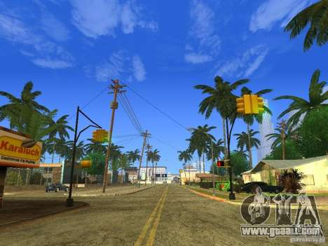 BM Timecyc v1.1 Real Sky for GTA San Andreas forth screenshot