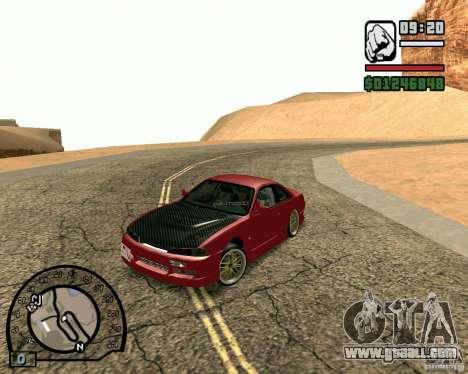 Nissan Silvia S14 DoRiftar for GTA San Andreas