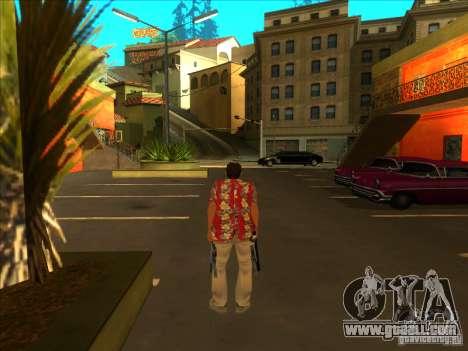 Ricardo Diaz for GTA San Andreas second screenshot
