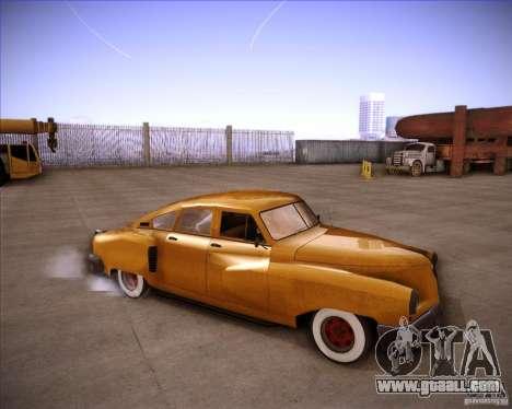 Walker Rocket for GTA San Andreas left view