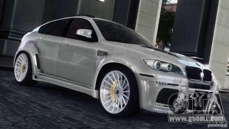 BMW X6 Hamann for GTA 4