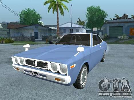 Nissan Laurel C130 for GTA San Andreas