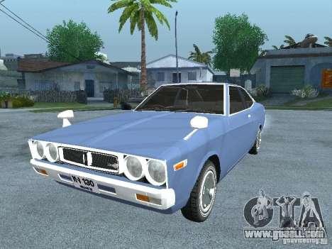 Nissan Laurel C130 for GTA San Andreas