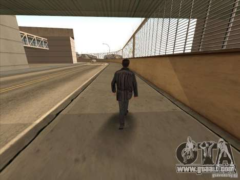 Max Payne for GTA San Andreas second screenshot