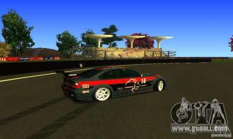 F1 Shanghai International Circuit for GTA San Andreas seventh screenshot