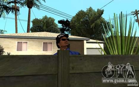 Crips 4 Life for GTA San Andreas second screenshot