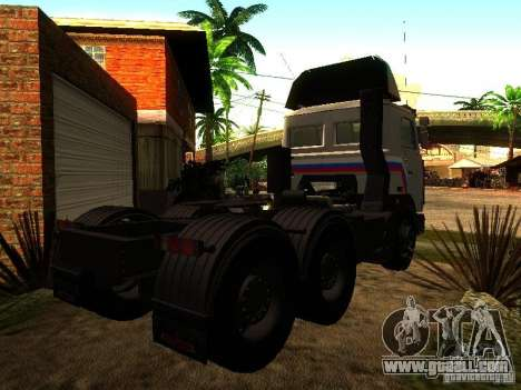 MAZ 642205 v1.0 for GTA San Andreas right view