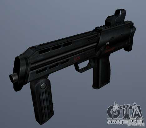 MP7 for GTA San Andreas