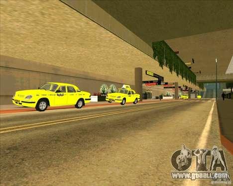 Priparkovanyj transport v 3.0-Final for GTA San Andreas third screenshot