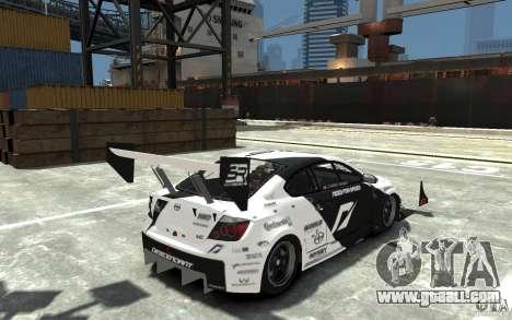 Scion tC AWD V1.0 for GTA 4 right view