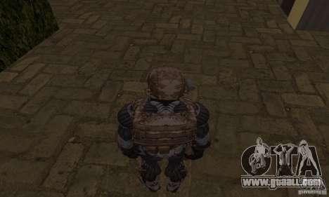 Crysis NanoSuit for GTA San Andreas third screenshot