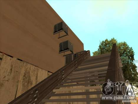 Map for Parkour and bmx for GTA San Andreas third screenshot