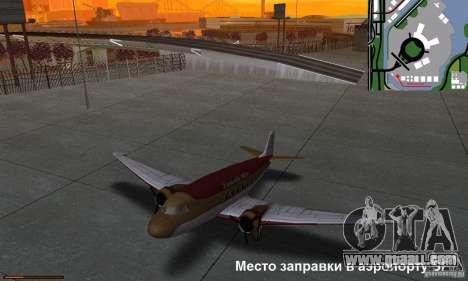 Unique sensor petrol for GTA San Andreas sixth screenshot