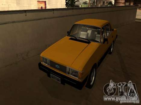 Chevrolet Opala BMT for GTA San Andreas