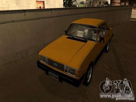 Chevrolet Opala BMT for GTA San Andreas