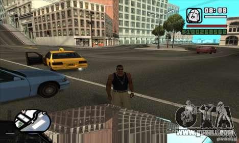 Enb Series HD v2 for GTA San Andreas sixth screenshot
