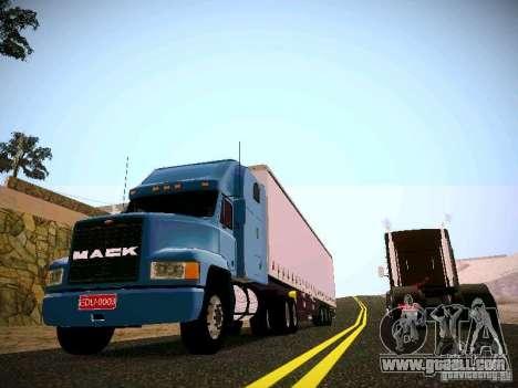 Mack ch 613 for GTA San Andreas