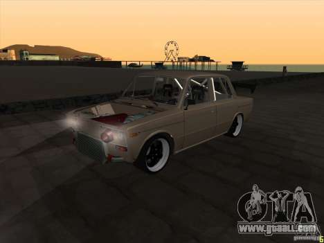 Vaz 2106 drift style for GTA San Andreas