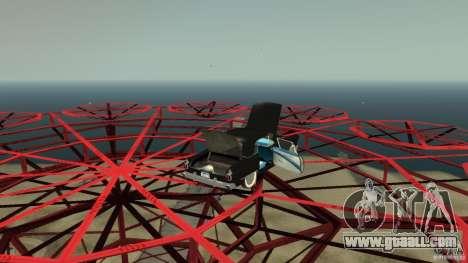 Smith Thunderbolt Mafia II for GTA 4 upper view
