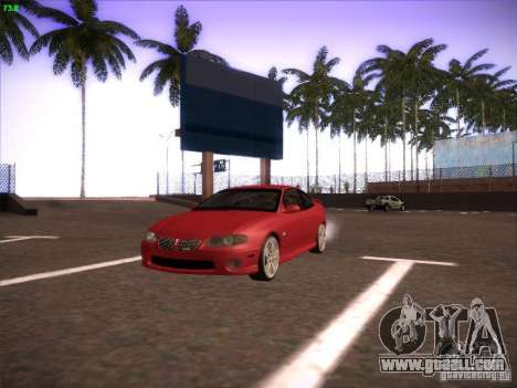 Pontiac FE GTO for GTA San Andreas