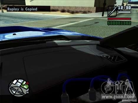 ENB NOV 2010 for GTA San Andreas second screenshot