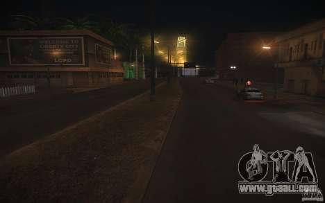 HD Road v 2.0 Final for GTA San Andreas third screenshot