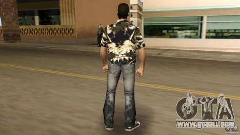 Vercetti Gang wear for GTA Vice City third screenshot