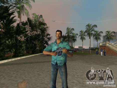 Superior Park National Weapons for GTA Vice City sixth screenshot