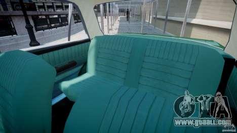 Fiat 125p Polski 1970 for GTA 4 interior