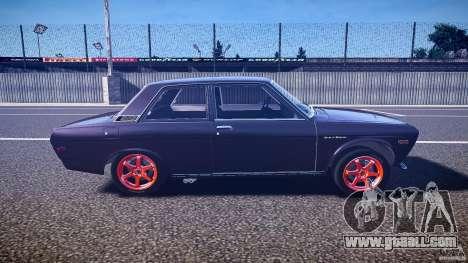Datsun Bluebird 510 Tuned 1970 [EPM] for GTA 4 inner view