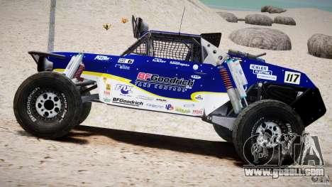 Ickler Jimco Buggy [Final] for GTA 4 inner view