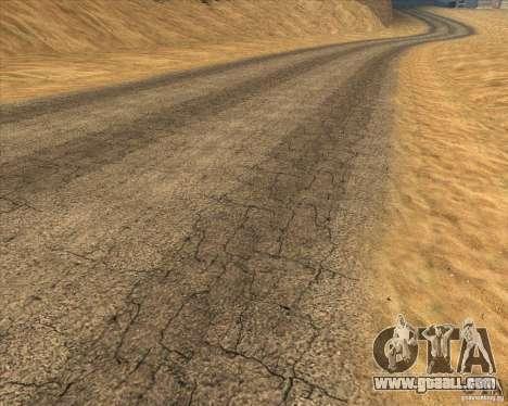 Desert HQ for GTA San Andreas seventh screenshot