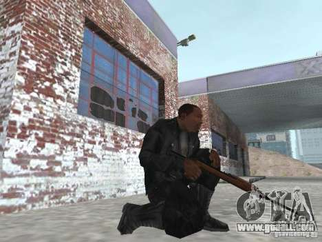 M1A1 Carbine for GTA San Andreas third screenshot