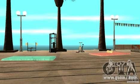Dan Island v1.0 for GTA San Andreas forth screenshot