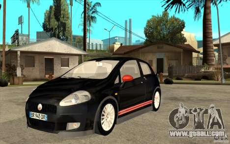 Fiat Grande Punto 3.0 Abarth for GTA San Andreas